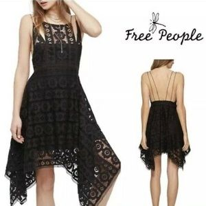 Free People Just Like Honey Lace Dress 2